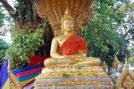 Lễ hội tắm Phật tại Lào