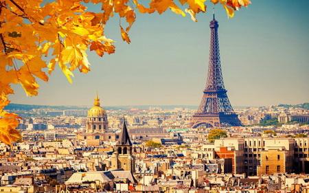Sâu lắng mùa thu Châu Âu