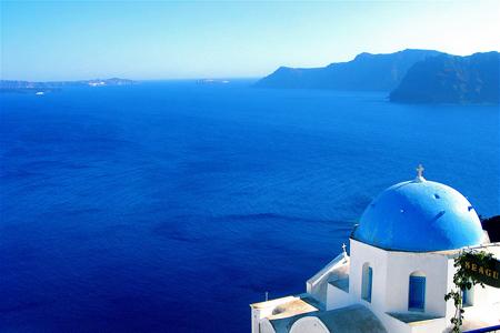 Chạm đến thiên đường Santorini, Hy Lạp