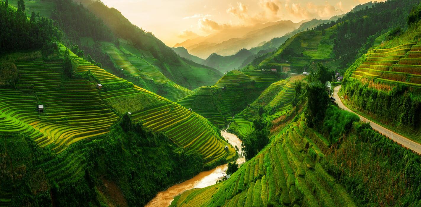 Khám phá Lào Cai qua hình ảnh 360 độ