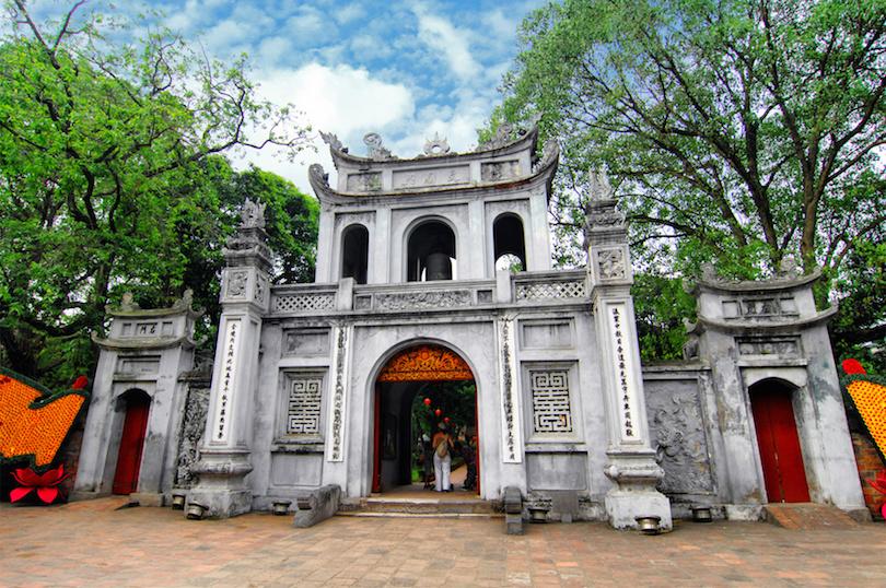10 Top Tourist Attractions in Hanoi