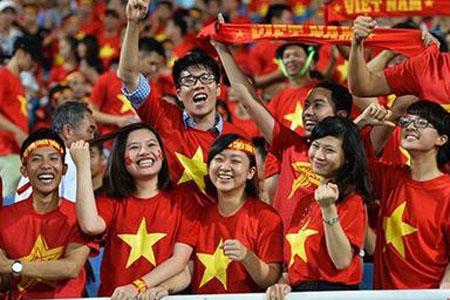 Hơn 300 khách Vietravel cổ vũ cho tuyển U23 Việt Nam trong trận Việt Nam – Thái Lan