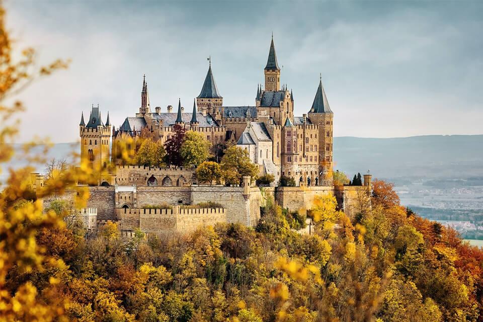 12 điểm đến mùa thu đẹp nhất Châu Âu