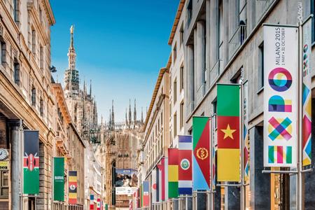 Expo Milano 2015: Độc đáo và duy nhất