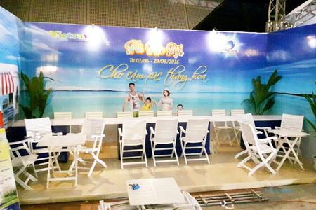 Vietravel giới thiệu chùm tour kích cầu tại Hội chợ Du lịch Quốc tế (BMTM DA NANG 2016)