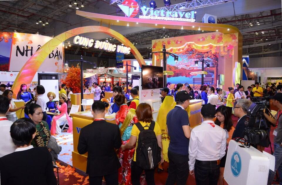 """Hội chợ Du lịch Quốc Tế (ITE HCMC 2017) - Vietravel tung hơn 5.500 chỗ khuyến mại """"giá sốc"""""""