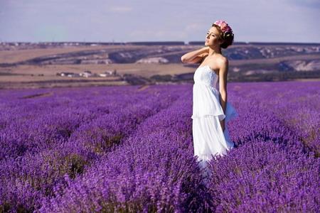 Miên man sắc tím lavender
