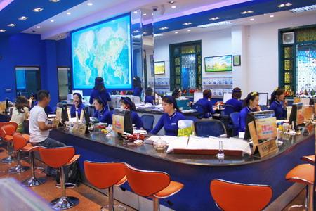 Công ty Du lịch Vietravel - Chi nhánh Vinh thay đổi địa điểm Kinh doanh