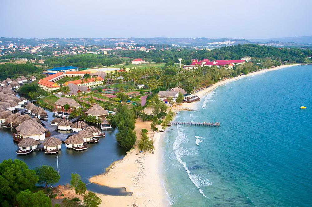 Campuchia - Thiên đường biển gọi