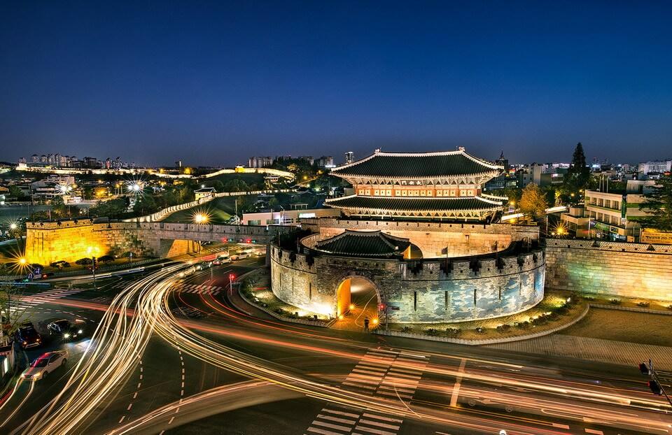 Xứ sở bình yên ở Gyeonggi, Hàn Quốc