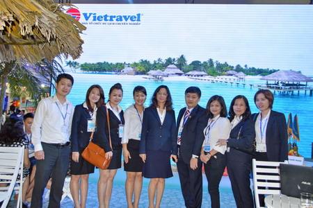 Khai hội VITM Hà Nội 2016: Vietravel Hà Nội giảm tới 46% cho 40 tuyến Du lịch Hè