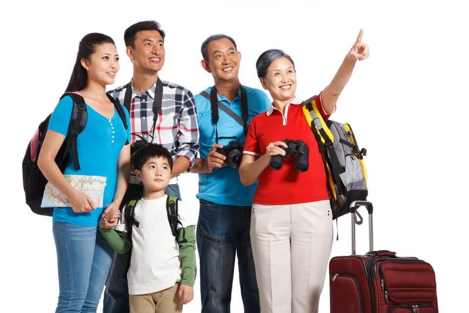 Du lịch hè gắn kết tình thân