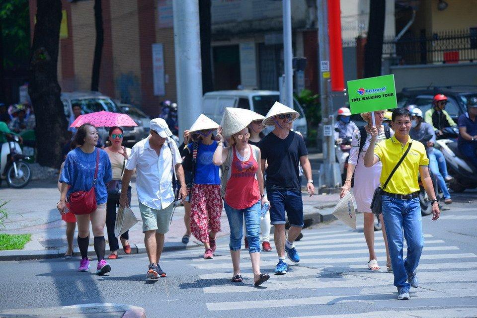Vietravel tiên phong ra mắt chương trình Free Walking Tours