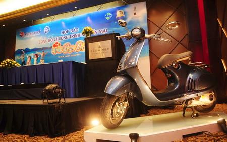 Vietravel tổ chức lễ tổng kết khuyến mại 'Hè rực rỡ' - công bố khuyến mại thu 'Khúc giao mùa' 2015