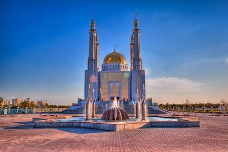 "Huyền thoại ""con đường tơ lụa"" Kazakhstan - Uzbekistan"