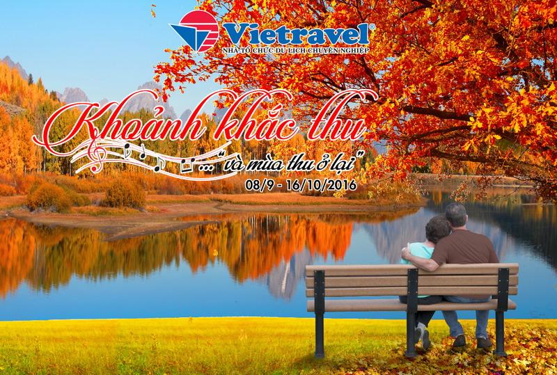 Xu hướng gia tăng khách du lịch vào mùa thu