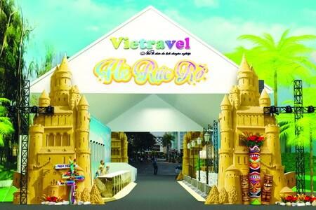 Giảm giá đến 65% tại gian hàng Vietravel trong Ngày Hội Du lịch TP.HCM