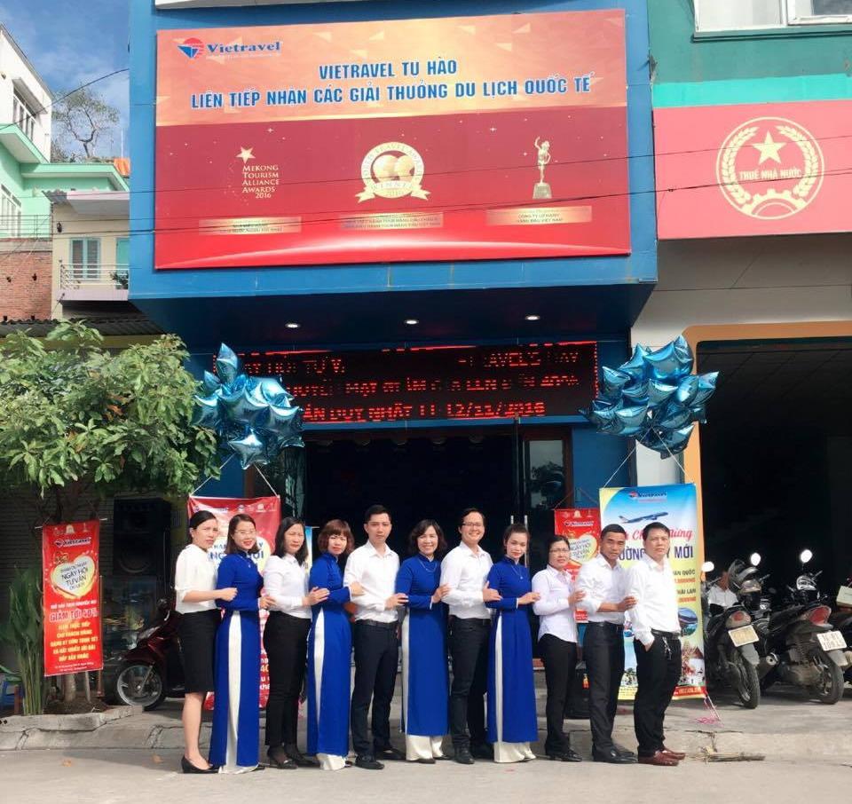 Ngày Hội tư vấn Du lịch Vietravel Quảng Ninh: Tour nội địa đặc sắc