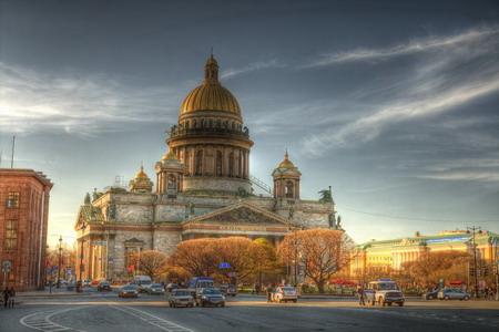 Thưởng ngoạn mùa thu nước Nga với giá tiết kiệm đến 10.000.000 đồng