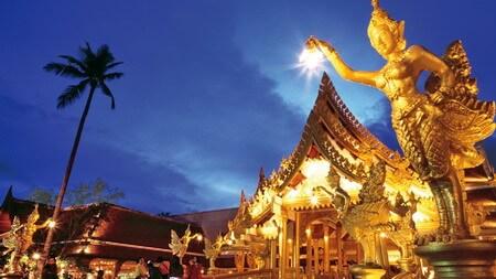 Top 10 điểm đến thú vị tại Thái Lan