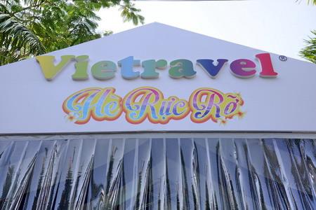 Vietravel thành công lớn tại Ngày hội Du lịch TP.HCM 2016