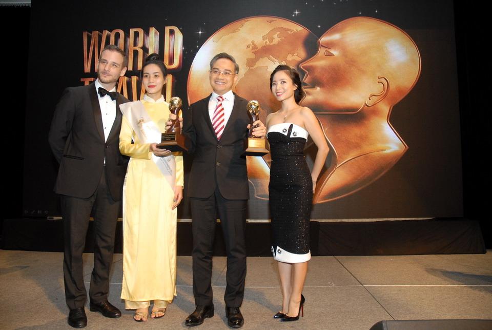 Vietravel tự hào 4 lần liên tiếp đạt Giải thưởng Du lịch Thế giới