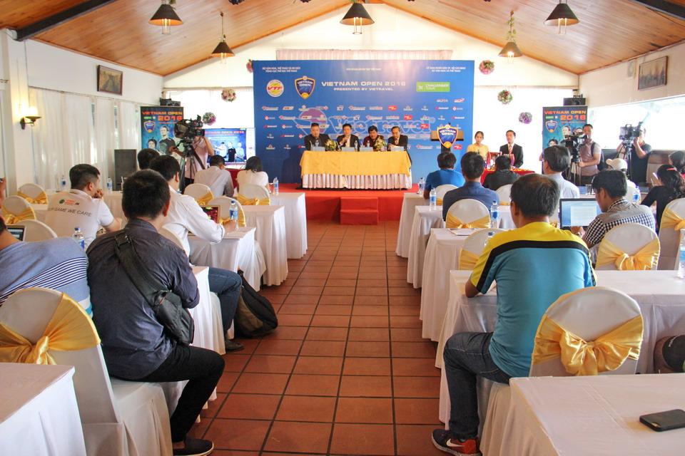 Vietravel tài trợ chính giải quần vợt Vietnam Open 2016
