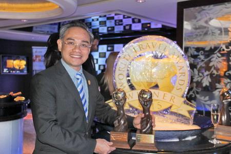 Vietravel tự hào lần thứ 3 liên tiếp đạt giải thưởng du lịch thế giới World Travel Awards (WTA)