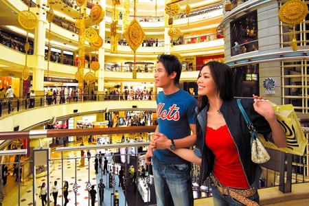 Đến Kualar Lumpur dự lễ hội mua sắm