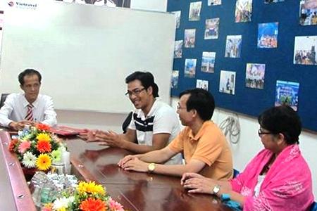 Vietravel Nha Trang đón đoàn Famtrip Indonesia
