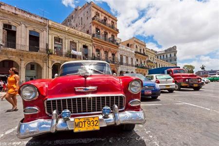 Phóng khoáng vẻ đẹp Cuba