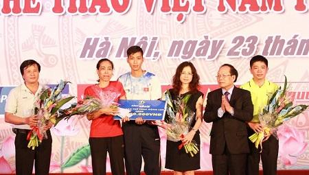 Vietravel chia sẻ khó khăn cùng cựu vận động viên điền kinh Vũ Bích Hường