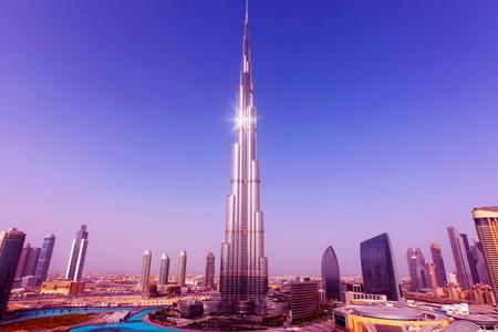Trải nghiệm Dubai 5 sao