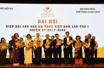 Chính thức ra  mắt Hiệp hội Văn hóa ẩm thực Việt Nam