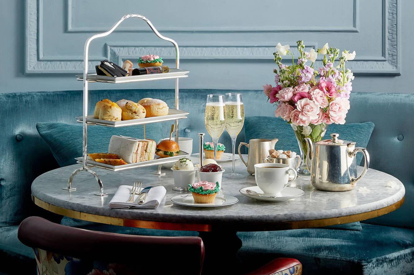 High Tea – Trải nghiệm trà chiều 'sang chảnh' của nước Anh