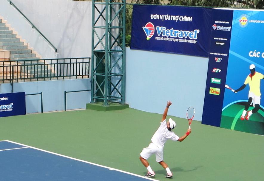Kết quả vòng bảng – Giải quần vợt các cây vợt xuất sắc Việt Nam – Vietravel Cup 2014