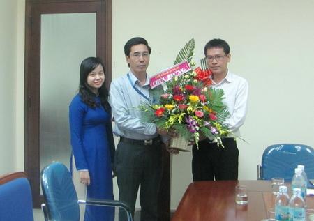 Lãnh đạo Sở VHTT-DL Đà Nẵng đến thăm Vietravel Đà Nẵng