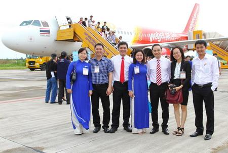Vietravel đạt kỷ lục 13.886 lượt khách du lịch Thái Lan tháng 7/2015