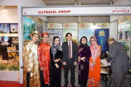 Vietravel quảng bá du lịch tại Iran