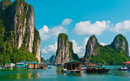 Vịnh Hạ Long lọt top 10 điểm câu cá thú vị nhất thế giới