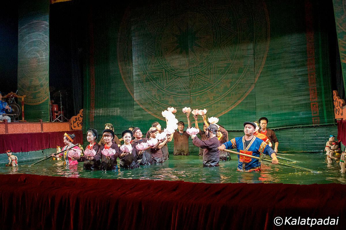 Nha Trang Water Puppet Theatre