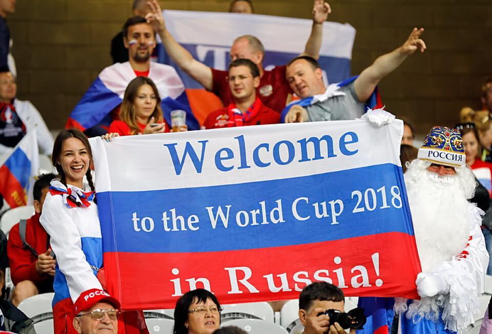 WORLD CUP 2018 & HÀNH TRÌNH ĐI TÌM TẤM VÉ CHÍNH THỨC