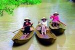 Xuồng ba lá: Nét đẹp vùng sông nước Nam Bộ